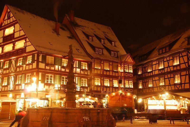 Mercadillo de Navidad de Gengenbach