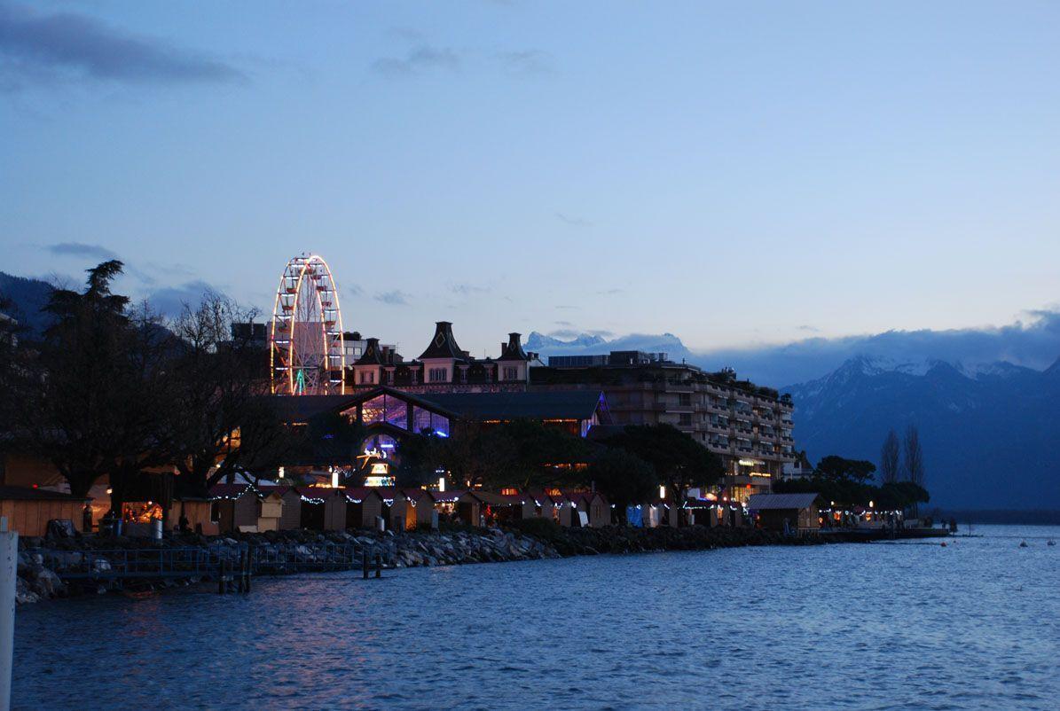 Mercadillo de Navidad de Montreux