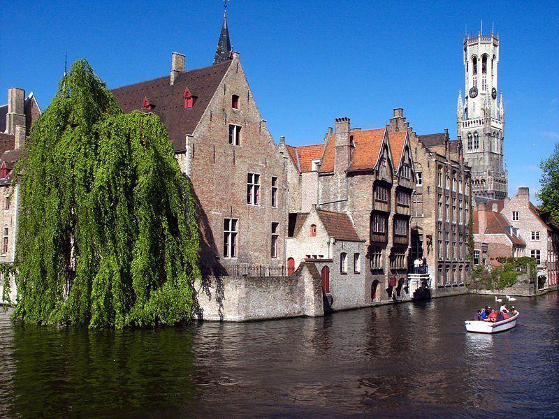 Canal Rozenhoedkaai