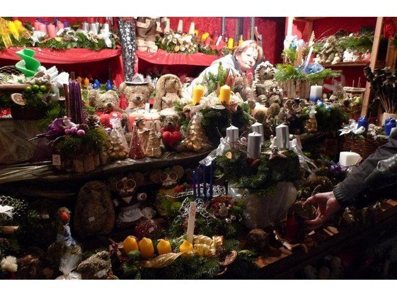 Mercado de Navidad del Beldevere