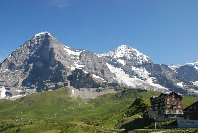 Cara Norte Eiger