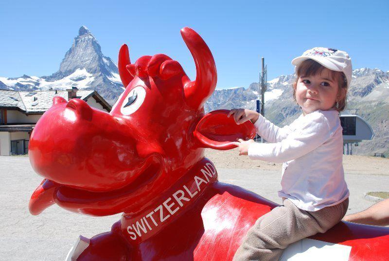 Montaña y niños: vacaciones ideales