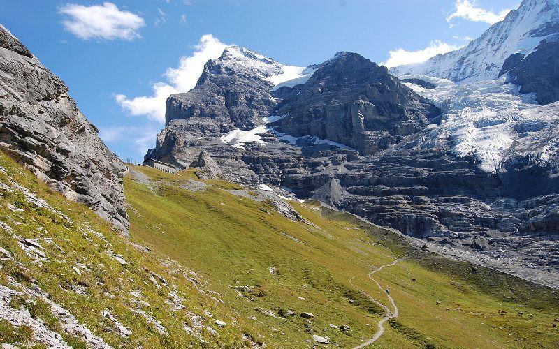 Camino del Eiger Trail