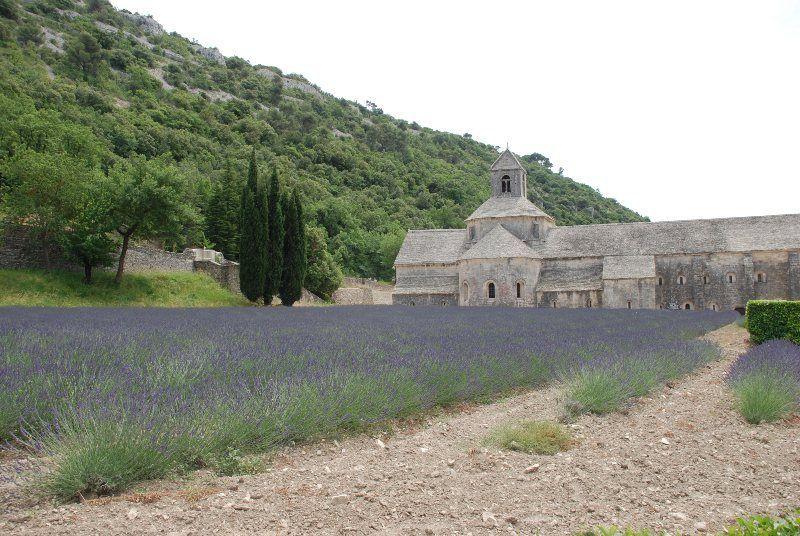 Abadía de Senanque