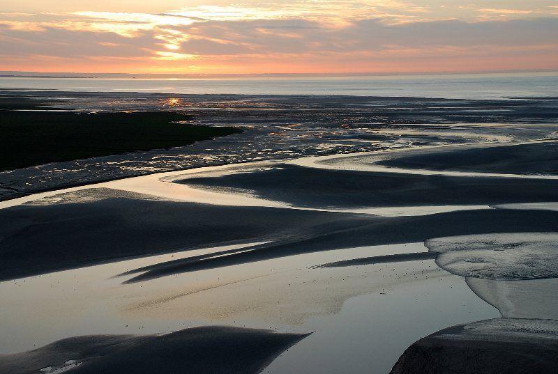 Las mareas de St.Michel