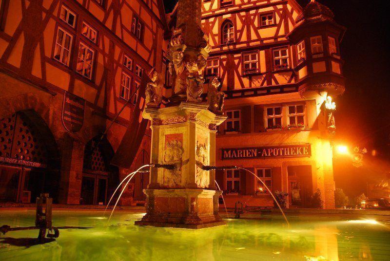 Hauptmarkt, Rothenburg ob der Tauber