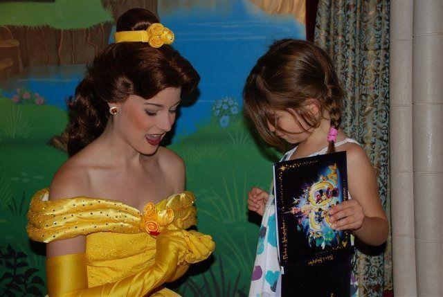 Espectáculos y personajes Disney