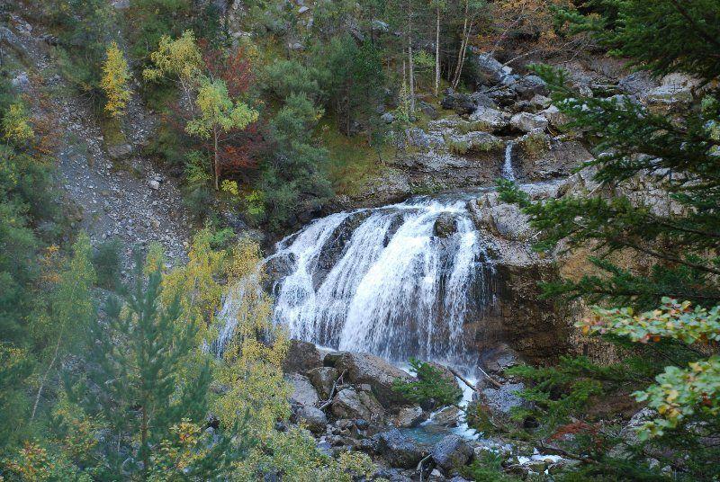 Cascada de Arripas