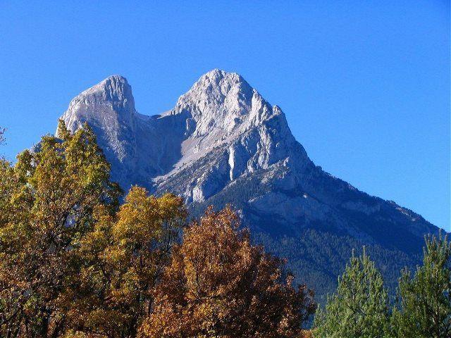 Ascenso al Pedraforca