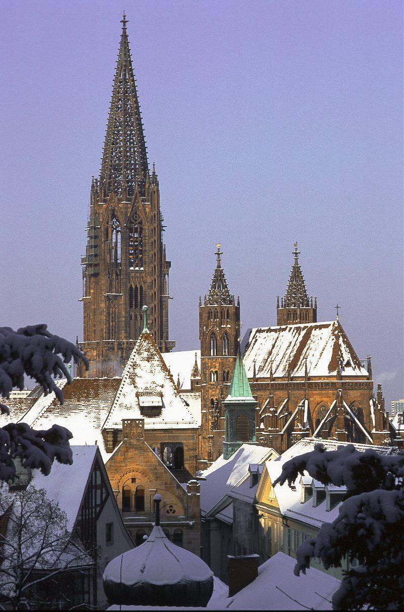 Catedral de Friburgo © Freiburg Wirtschaft Touristik und Messe GmbH & Co. KG / Foto: Karl-Heinz Raach