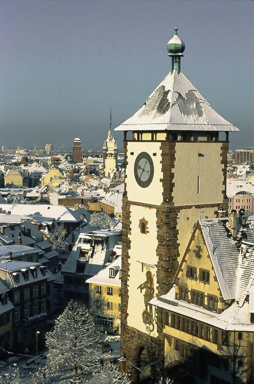 Navidad en Friburgo © Freiburg Wirtschaft Touristik und Messe GmbH & Co. KG / Foto: Karl-Heinz Raach