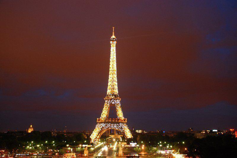 Magia y luz en la Tour Eiffel
