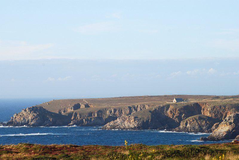 De camino a la Punta de Raz en la costa bretona