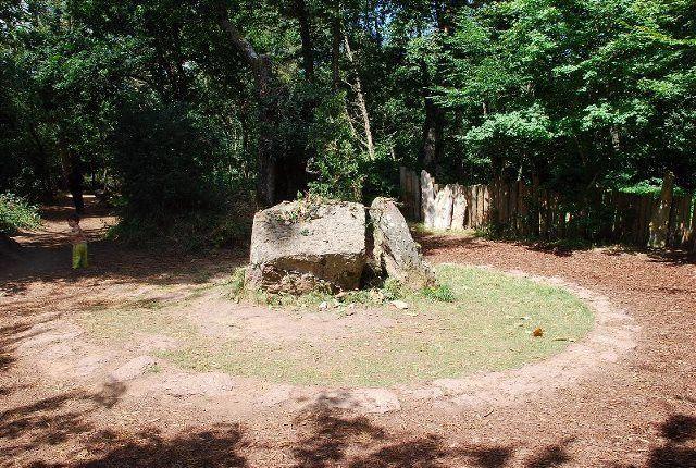 La tumba de Merlín