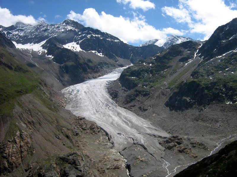 Glaciar Gepatschferner
