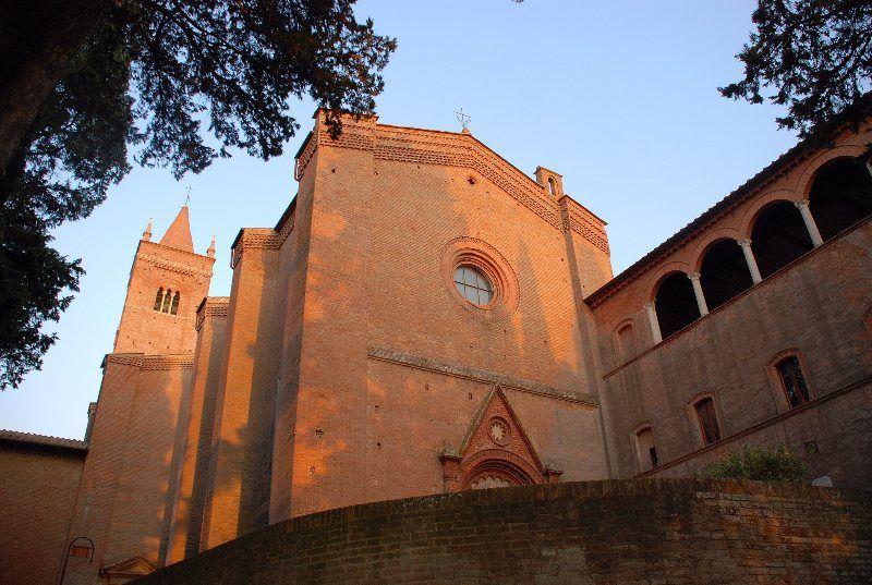 Abadía Monte Oliveto Maggiore