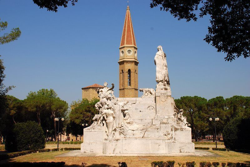 Paseos por Arezzo