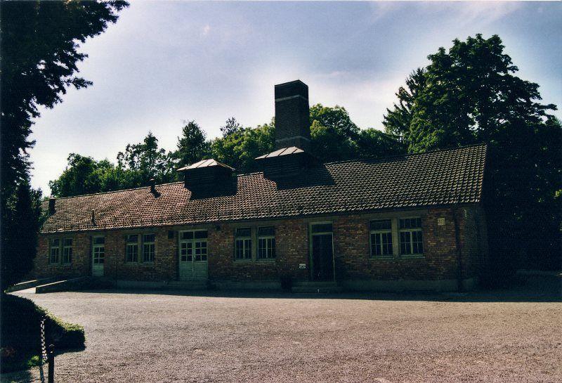 Crematorio de Dachau