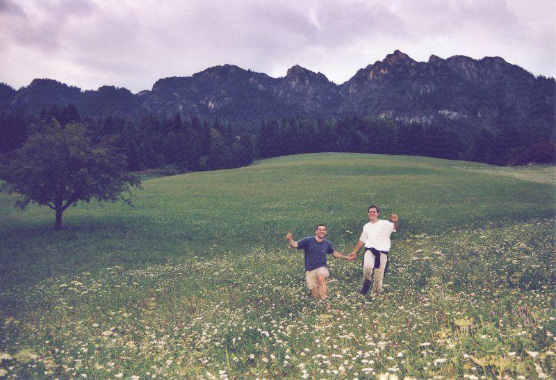 Emulando a Heidi y Pedro