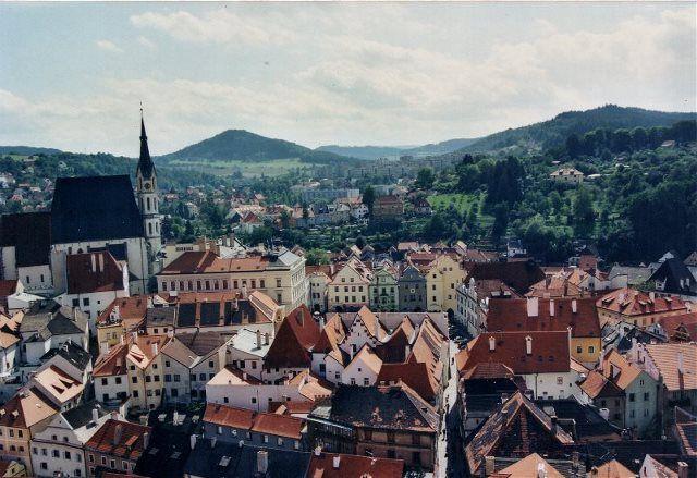 Ceský Krumlov: esplendor medieval en el sur de Bohemia