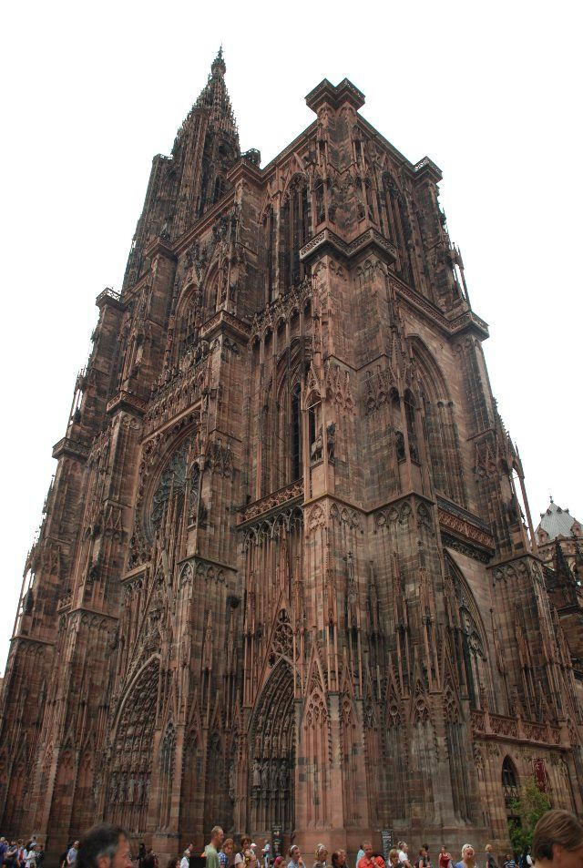 Catedral de Strasbourg