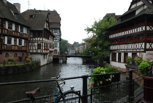 Petite France en Strasbourg