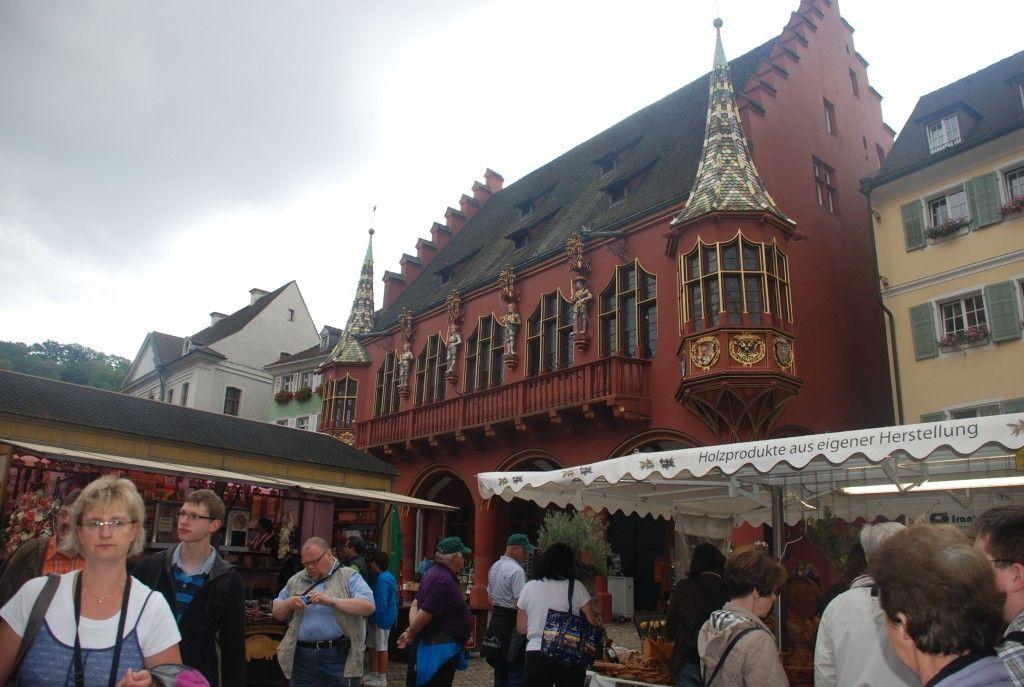Palacio arzobispal de Friburgo