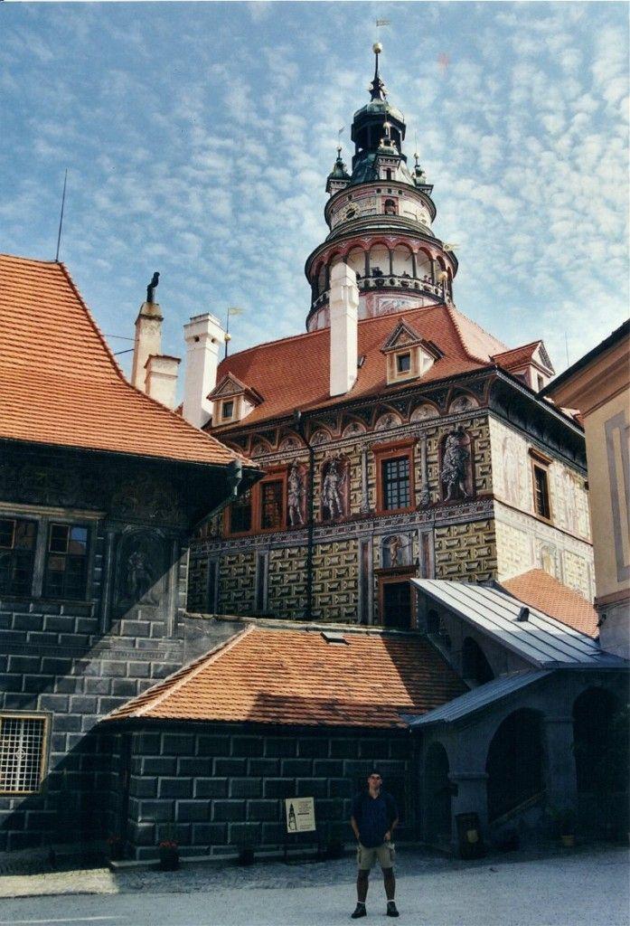 Torre de Ceský Krumlov