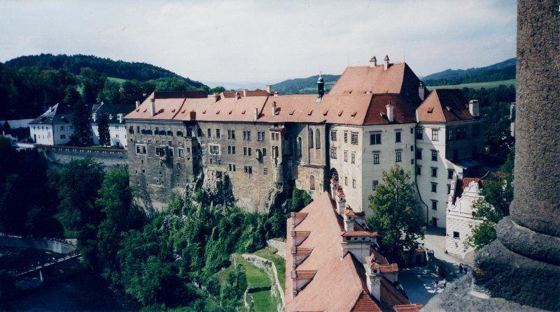 Castillo de Ceský Krumlov