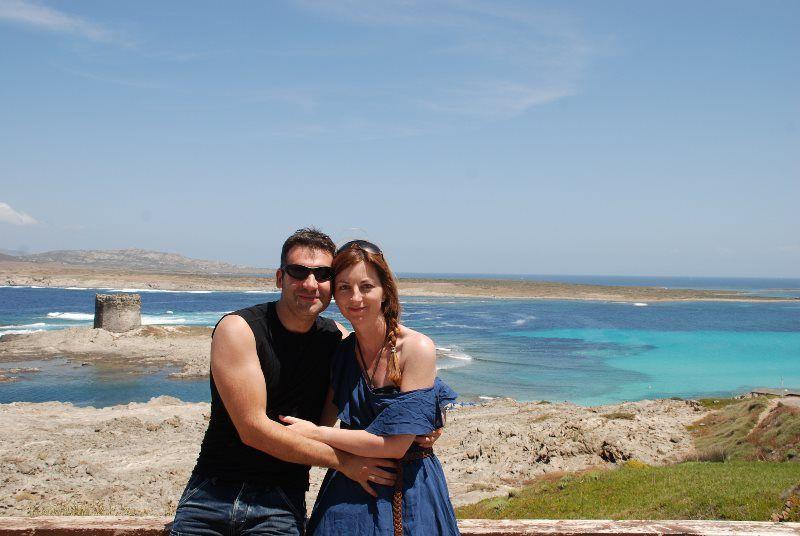 Vistas desde Cabo Falcone