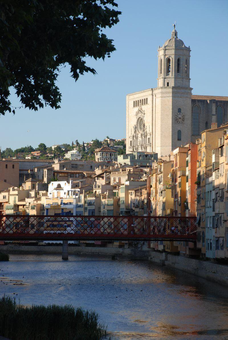 Puente de las Peixateries Velles de Gerona