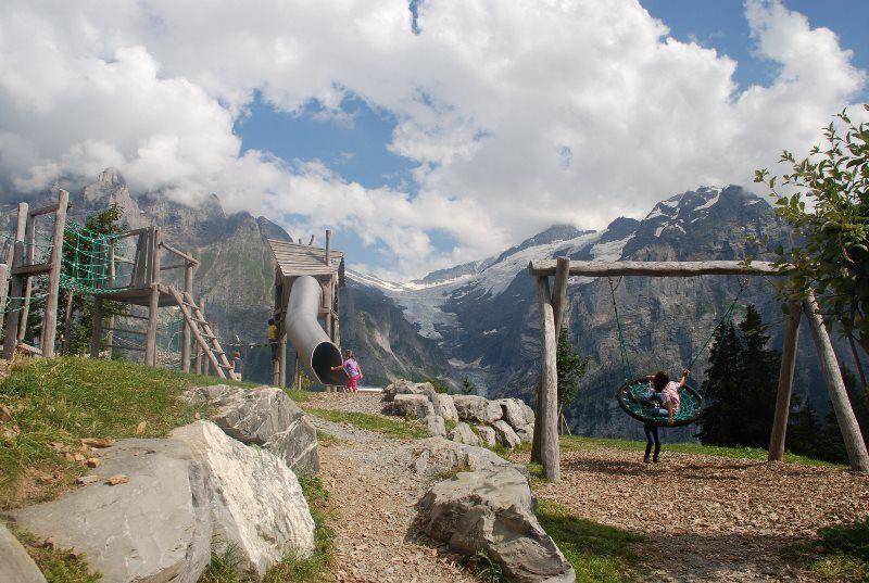 Parque alpino de Bort