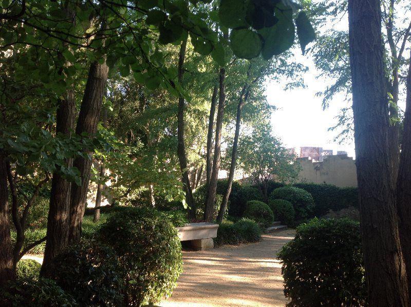 Jardines de la Catedral