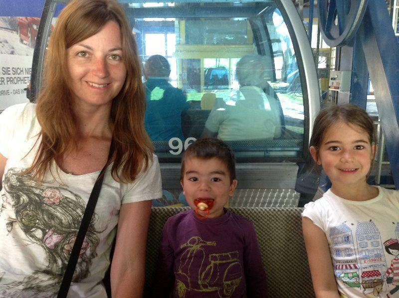 Excursión con niños a Bachalpsee