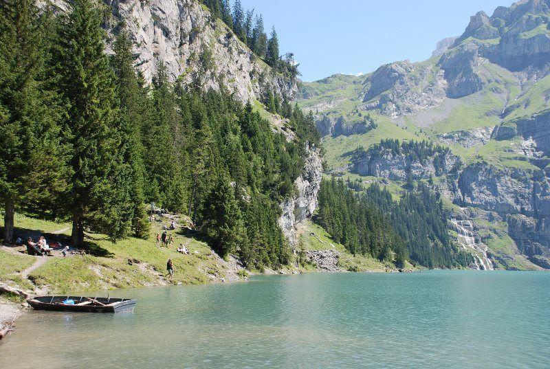 Lago Oeschinensee