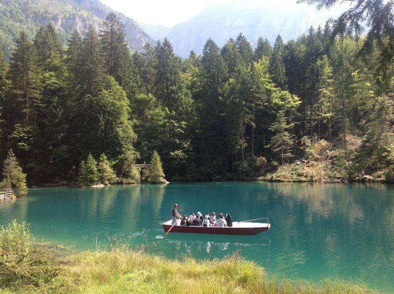 Qué hacer en el Blausee