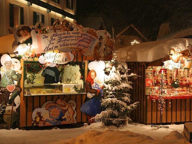 Mercadillo de Navidad de Sanktt Gilgen