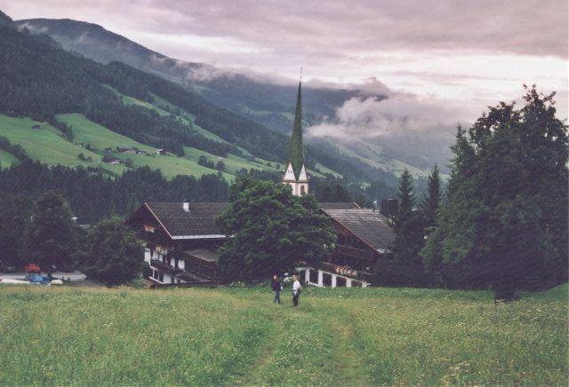 Alpbach: el pueblo más bonito del Tirol