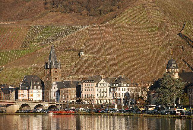 Bernkastel-Kues: esplendor medieval en el valle del Mosela