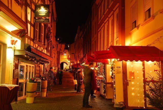 Mercado de Adviento de Bernkastel-Kues