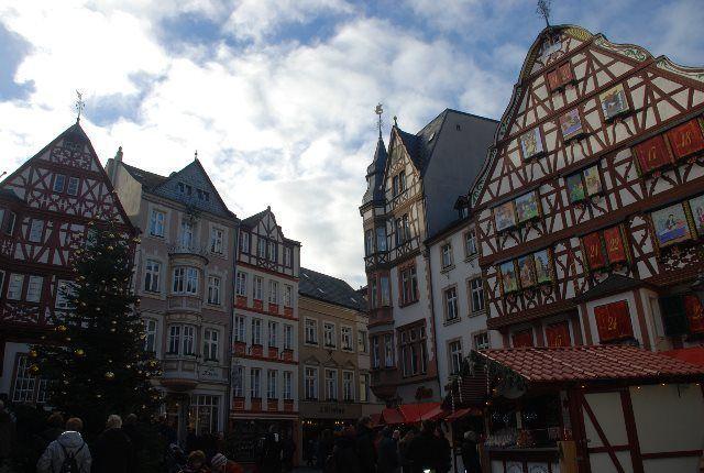 Navidad de cuento en Bernkastel
