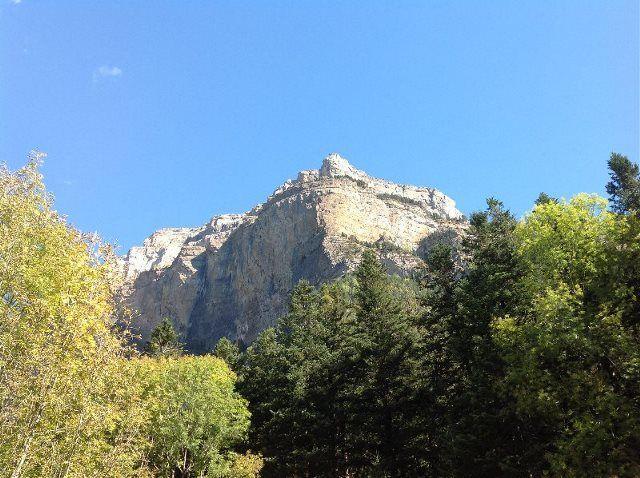 Ruta de las Cascadas (Arripas, Estrecho y La Cueva)