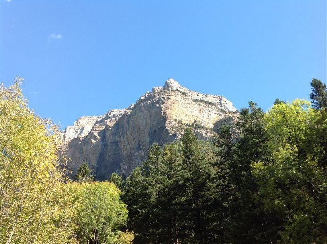 En ruta hacia la Cascada de Arripas