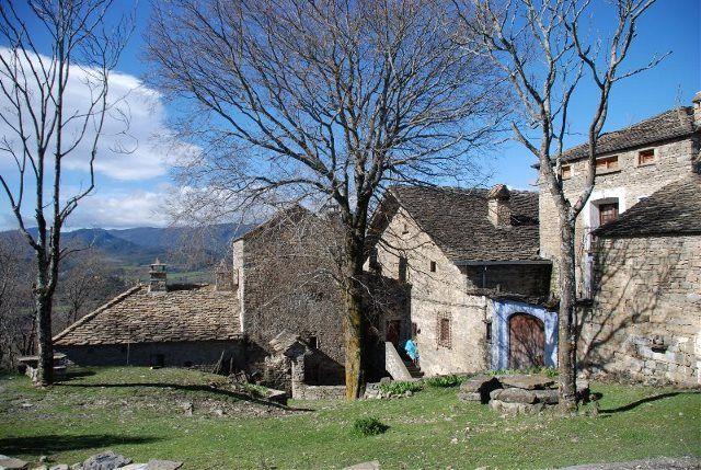 Guaso, en el Pirineo de Huesca