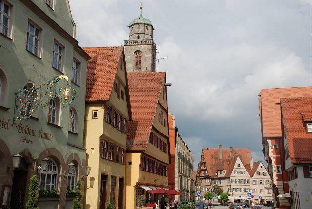 Hoteles baratos en Dinkelsbühl