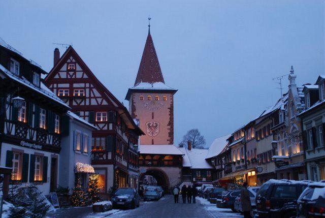 Hoteles baratos en Gengenbach