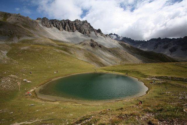 Lago de Souliers