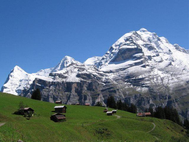 Plateau de Mönch