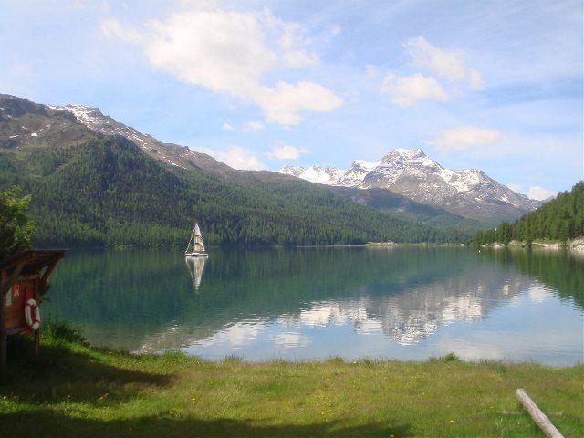 Lago Silvaplana