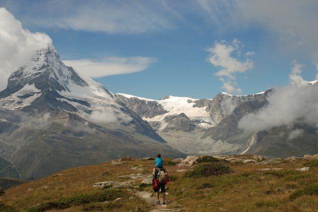 Sunnegga, Matterhorn